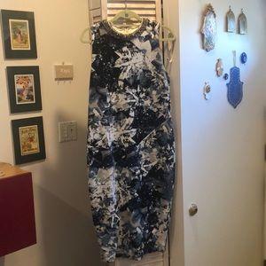 Jennifer Lopez body con dress